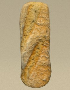 food bread 3D model