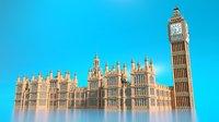 Palace of Westminster Big Ben