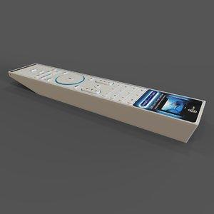 3D remote controle philips