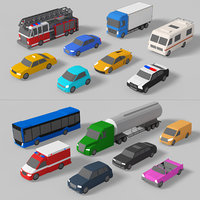 City Cars Vehicle Collection small Pack