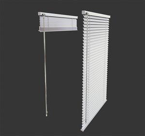 3D pvc blinds