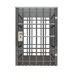 cage cell 3D model