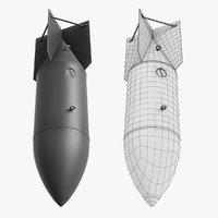 Aircraft Bomb