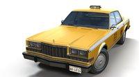 Dodge Diplomat 1980 Taxi PBR