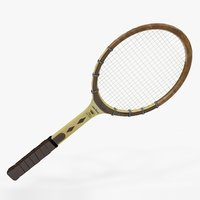 Vintage Tennis Racquet Wilson Jack Kramer L956
