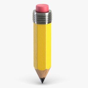 pen pencil 3D