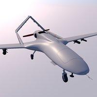 TB2 UAV Drone