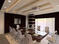 Revit Office interior design