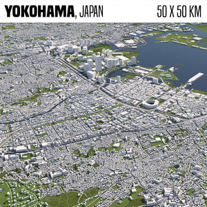 3D buildings houses maps