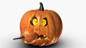 3D special pumpkin