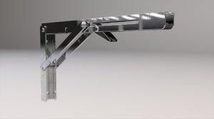 heavy foldable stainless steel model