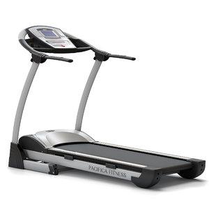 treadmill eurofit pacifica fitness model