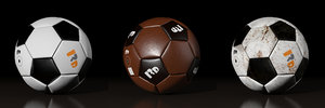 soccer ball materials model