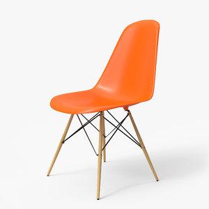 3D modern chair