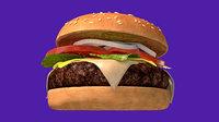 Animated Burger