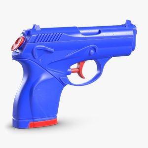 3D water gun