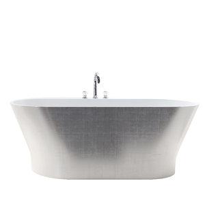 3D monceau bathtub thg
