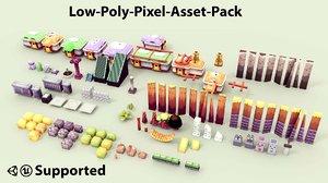 3D asset pack