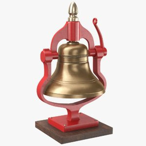 3D real bell