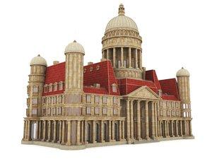 build historic 3D
