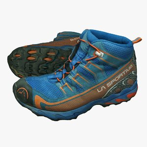 hiking shoes model