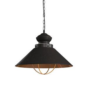 lehome f150 pendant lamp 3D model