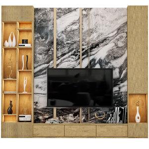 3D tv wall 8