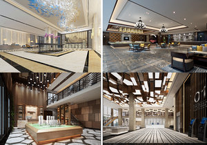 lobby model