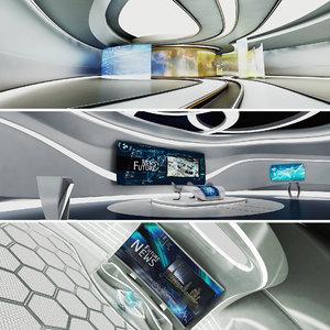 3D tv studio