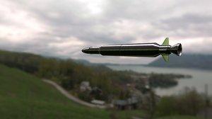 missile war 3D model