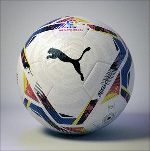 soccer ball - puma 3D