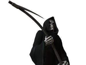 3D death