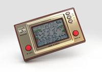 Nintendo Game  Watch Parachute