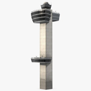air traffic control tower model