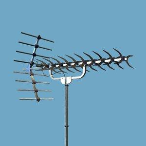 technology antenna aerial model