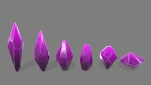 crystal 3D