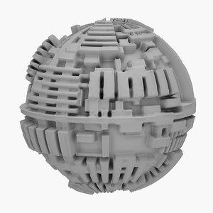 sphere ball model