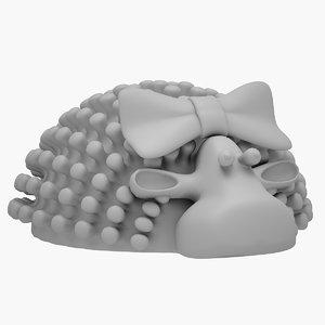 sheep sculpt model
