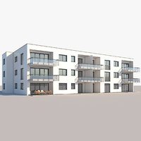 Apartment Buidling 56