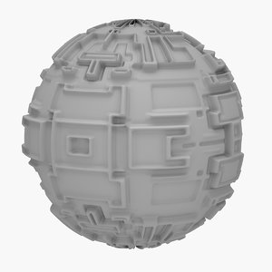 sphere ball 3D