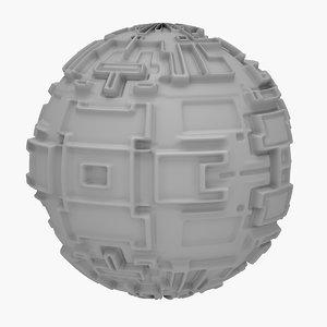 sphere ball 3D