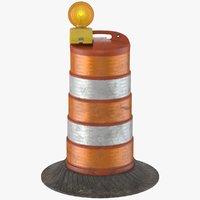 Barrel Barricade Old PBR