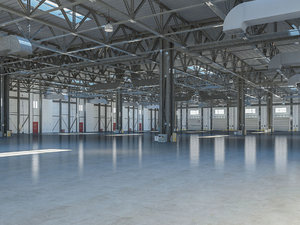 warehouse 6 3D model