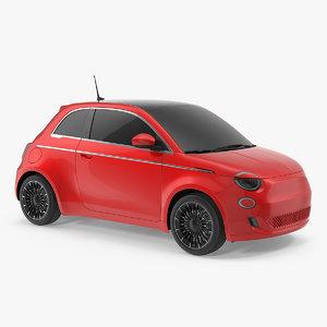 ev compact car simple model