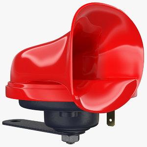 hella electric snail car 3D model