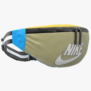 3D nike sportswear heritage hip