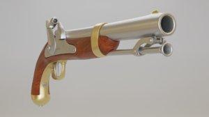 1842 pbr - 3D model