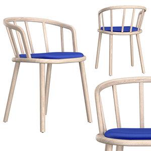 3D nym 2835 armchair