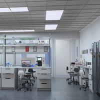 Scientific Laboratory 3