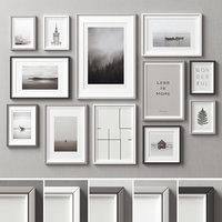 Picture Frames Set-183